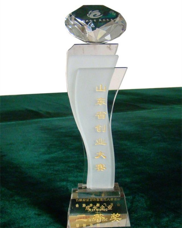 201212省创业大赛成长企业二等奖